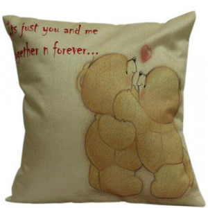 You N Me Cushion - Cushions