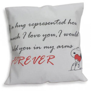 Love Forever Cushion - Cushions