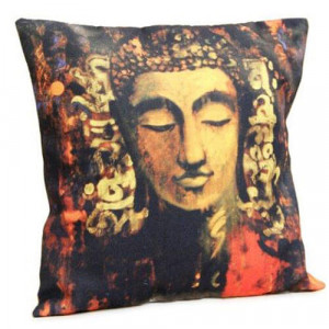 Amazing Buddha Cushion - Cushions