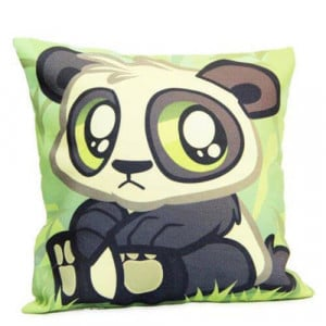 Cute Panda Cushion - Cushions
