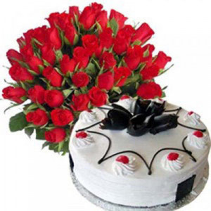 Admiration for Beauty Hamper - Five Star Bakery - Birthday Cake Online Delivery - Send Five Star Cake Online