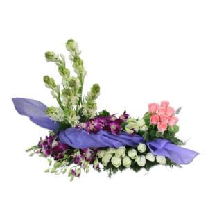 Made for each Other - Send Best Flowers Arrangement Online