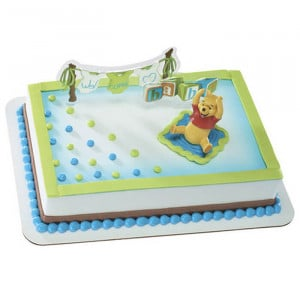 Baby Shower Welcome Cake - Send Baby Shower Cakes Online