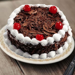 Black Forest Cake - Birthday Gifts for Her