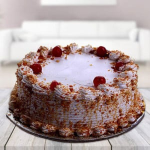 Butter Scotch Cake - Send Cakes to Sonipat