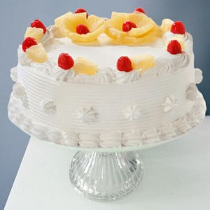 Five Star - Pineapple Cake 1 Kg - Send Five Star Cake Online