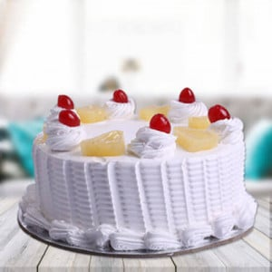 Pineapple Cake - Cake Delivery in Mumbai