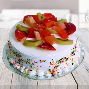 Fresh Fruit Cake - Send Cakes to Sonipat