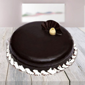 Dark Chocolate Cake - Online Cake Delivery in Kurukshetra