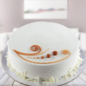 Vanilla Cake - Send Cakes to Sonipat