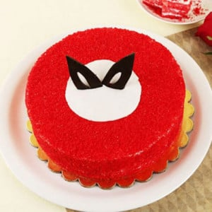 Magical Red Velvet Cake - Online Cake Delivery in Kurukshetra