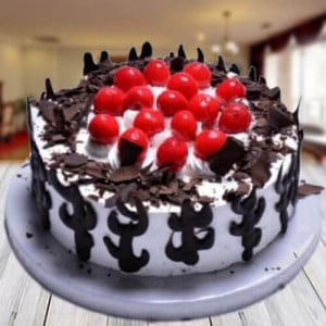 Delightful Black Forest Cake - Online Cake Delivery in Kurukshetra