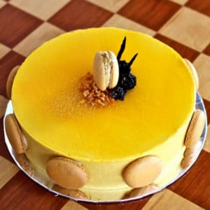 Delicious Mango Cake - Send Cakes to Sonipat