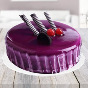 Black Currant Cake - Send Cakes to Sonipat