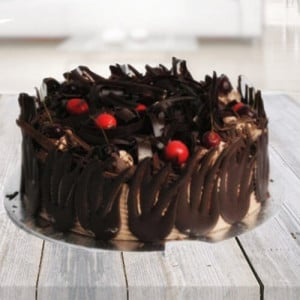German Wild Forest Cake - Online Cake Delivery in Kurukshetra