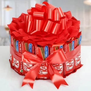 KitKat Bouquet - Chocolate Bouquet Online