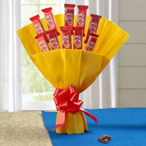Choco Lover Delight - Chocolate Bouquet Online