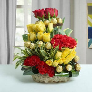 Chocolate Fantasy - Send Flowers to Dehradun