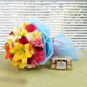 Grace N Beauty - Online Flower Delivery In Kurukshetra