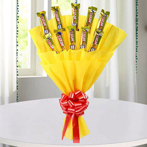 Cadbury Star Bouquet
