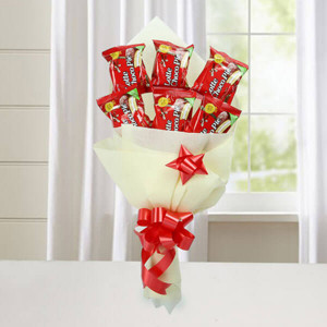 Cute Choco Pie Bouquet