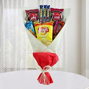 Flavours Bouquet - Chocolate Bouquet Online