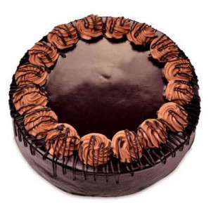 Chocolate Truffle Light Cake