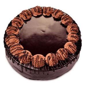 Chocolate Truffle Light Cake
