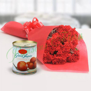 Appealing Combo - online flowers delivery in dera bassi