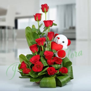 The Beauty of Nature Basket - online flowers delivery in dera bassi