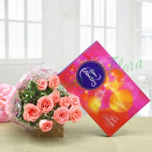 Celebration Combo - Online Flower Delivery In Kurukshetra