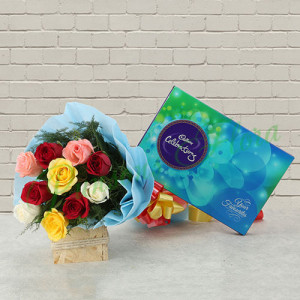 Ceremonies with Roses - Online Flower Delivery In Kurukshetra