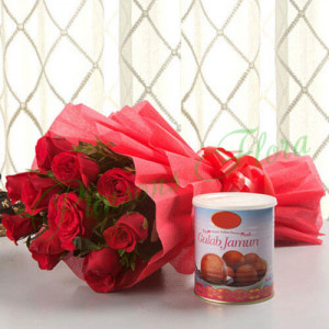 Charm of Love - Online Flower Delivery In Kurukshetra