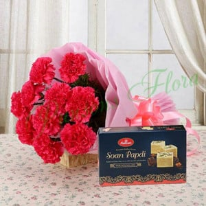 Combo from Heart - Online Flower Delivery In Kurukshetra