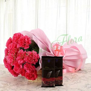Combo of Appreciation - Send Flowers to Dehradun