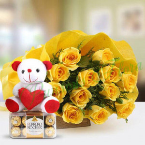 Fathers Day Spl Care Express - Online Flower Delivery In Kurukshetra