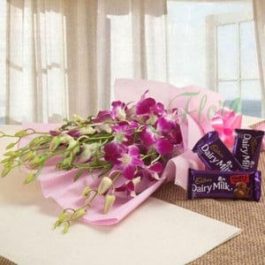 Spl Sweet Delight - Online Flower Delivery In Kurukshetra