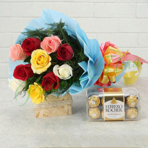 Heartfelt Wishes - Online Flower Delivery In Kurukshetra