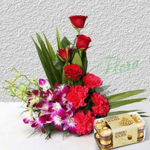 Inspiration Premium - Send Flowers to Dehradun