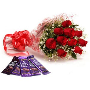Love Mania - Send Flowers to Dehradun