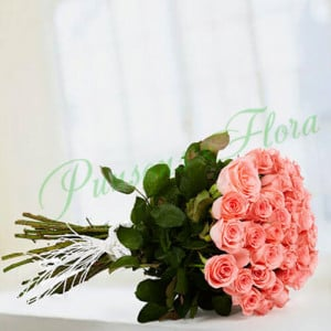 Make Me Blush - online flowers delivery in dera bassi