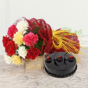 Sweetest Surrender - online flowers delivery in dera bassi