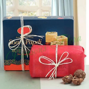 Sweetness Of Bhaidooj - Online Gift Ideas