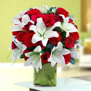 Treasurable Beauty - online flowers delivery in dera bassi