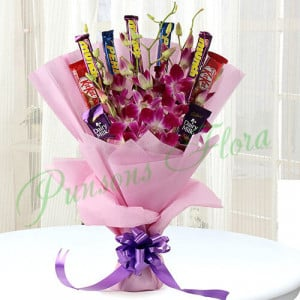 True Feelings - online flowers delivery in dera bassi