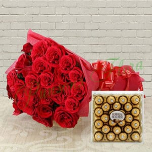 Yummy N Roses - online flowers delivery in dera bassi