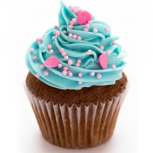 Multi Flavor 6 Cup Cakes - Send Cup Cakes Online