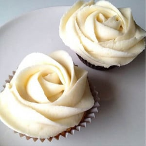 Creamy 6 Cup Cakes