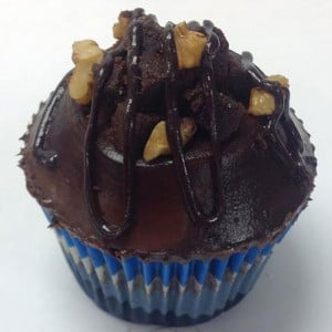 Chocolate 6 Cup Cakes - Send Cup Cakes Online