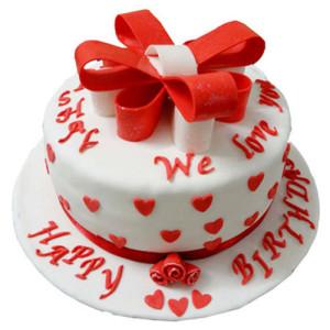 Birthday Cake - Birthday Cakes Online - Send Best Flowers Arrangement Online